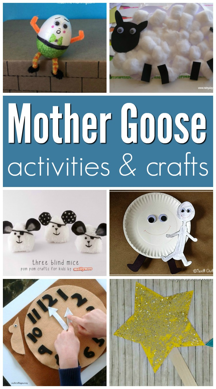 Mother Goose Activities and Crafts